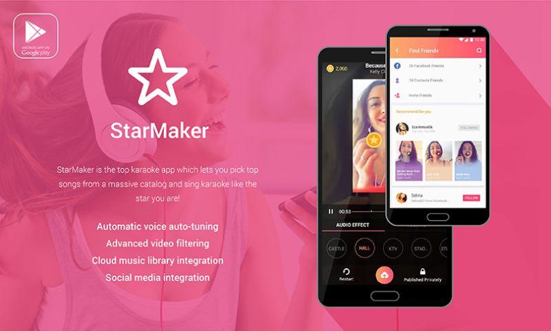 Exaud - StarMaker