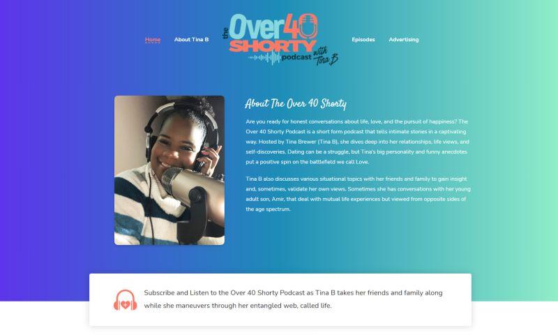 Heaviside Group - Wordpress Website Design