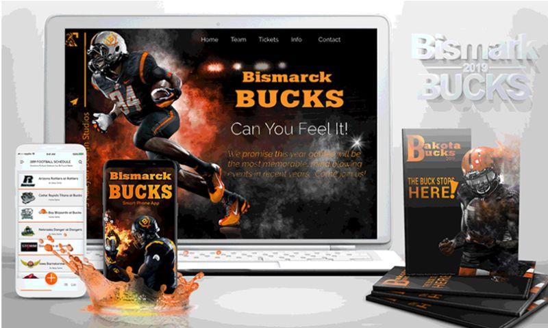 Standard American Web - Bismarck Bucks