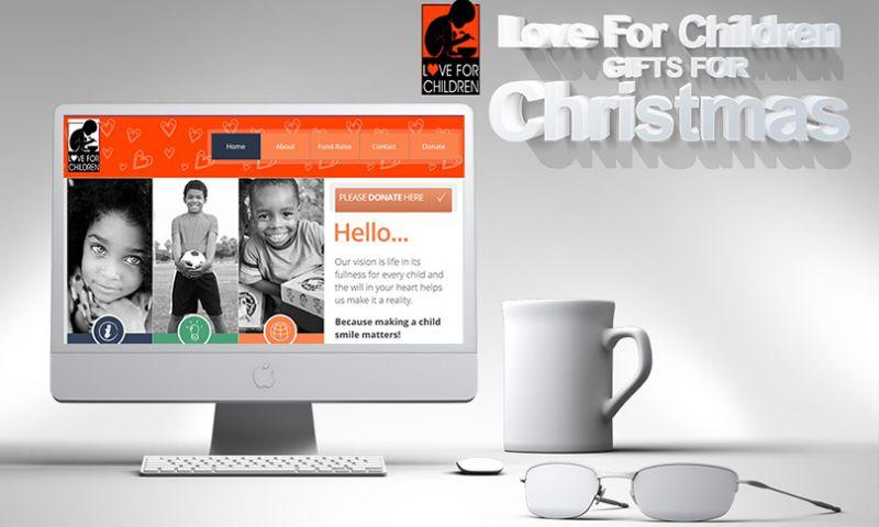 Standard American Web - Love For Children