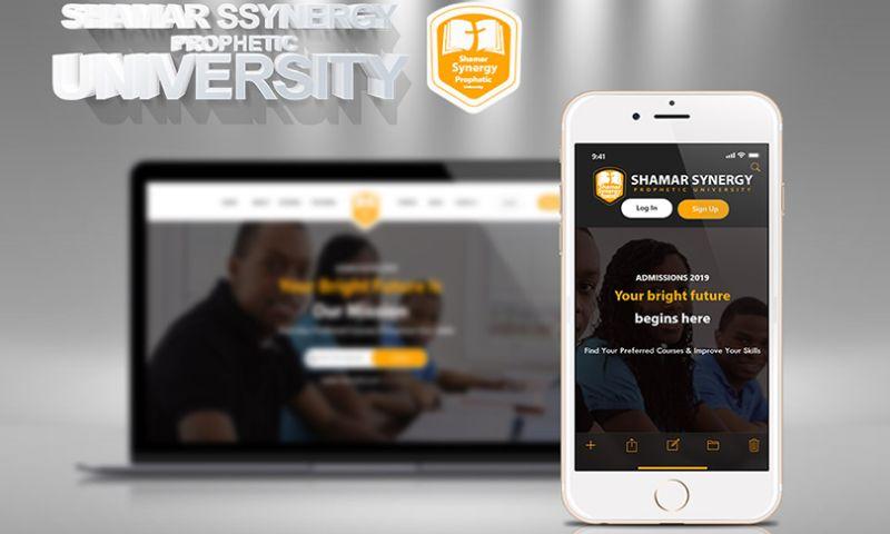 Standard American Web - Shamar Synergy Prophetic University