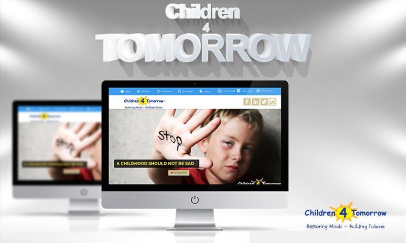 Standard American Web - Children 4 Tomorrow