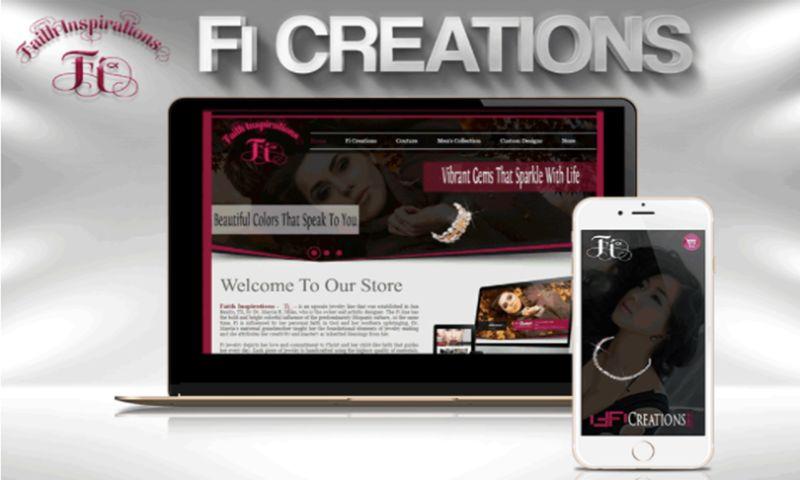 Standard American Web - Fi Creations