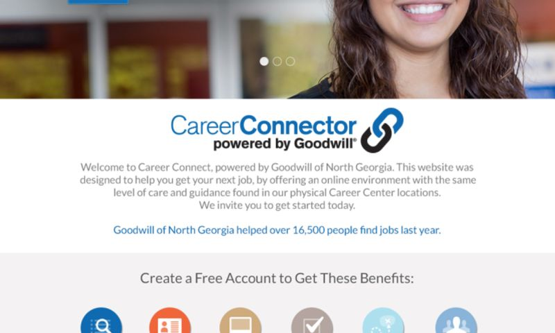 three squared - Goodwill Career Connector Portal