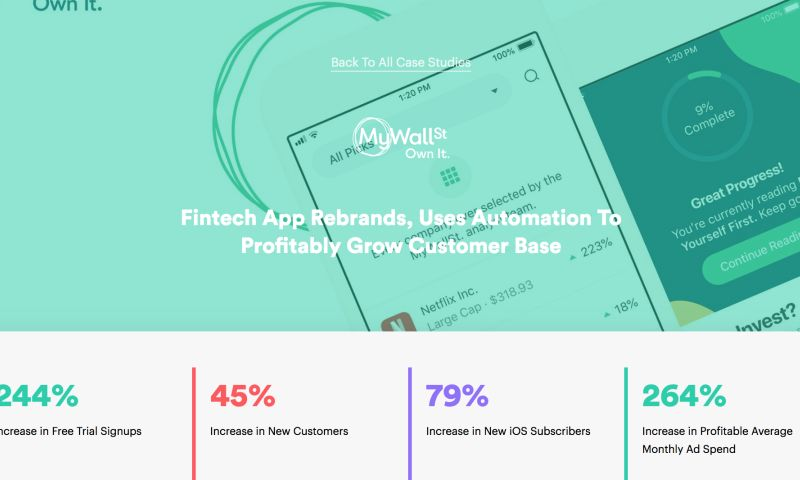 AdVenture Media Group - Fintech App Rebrands, Uses Automation To Profitably Grow Customer Base