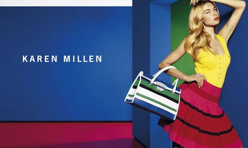 Allsopp Media - Karen Millen email marketing project