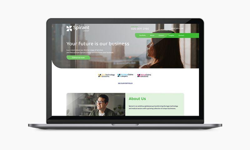 Run2 Digital - Spirant Group