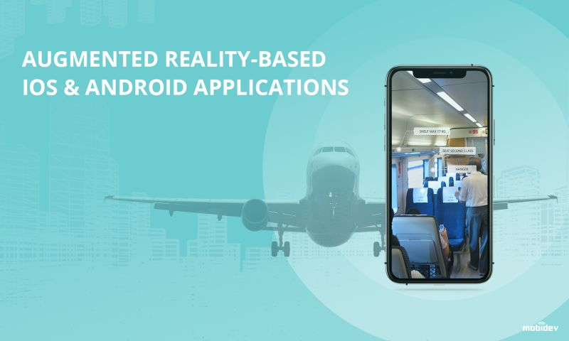MobiDev - Augmented Reality-based mobile application for the travel industry