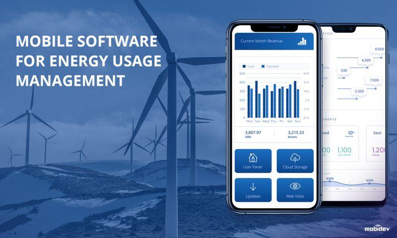 MobiDev - Cross-platform system for energy consumption management