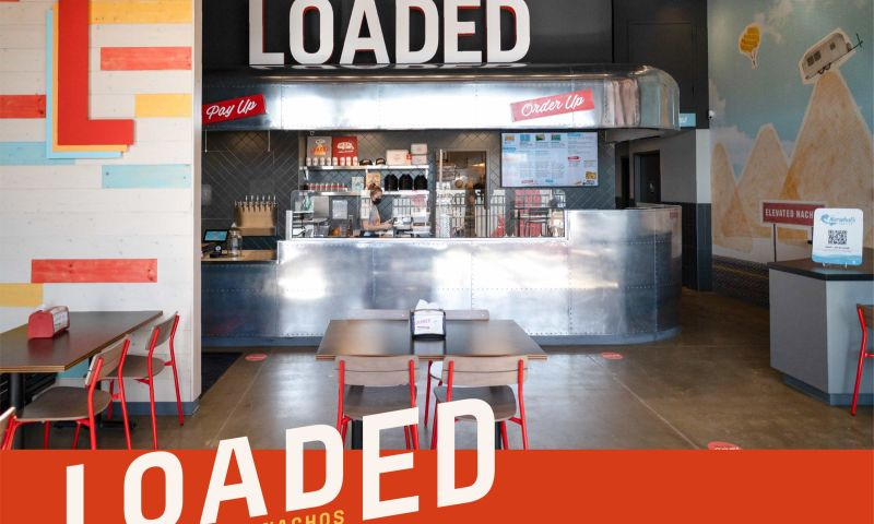 Atomicdust - Loaded Elevated Nachos Brand Launch