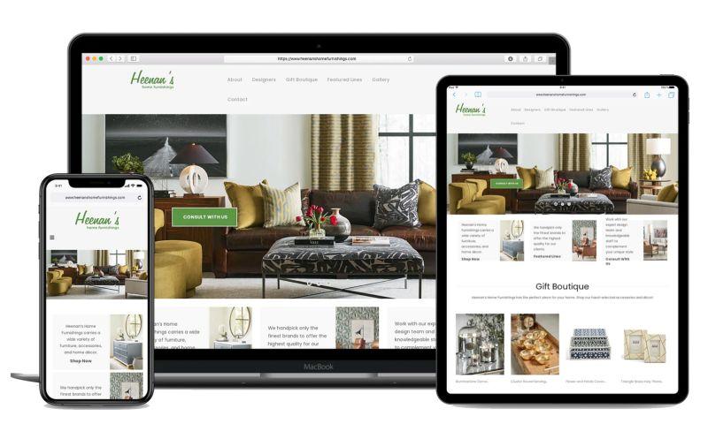 Arrow Marketing - Heenan's Home Furnishings