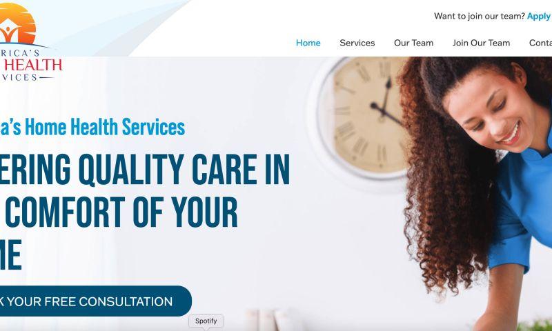 Sagapixel - America's Home Health