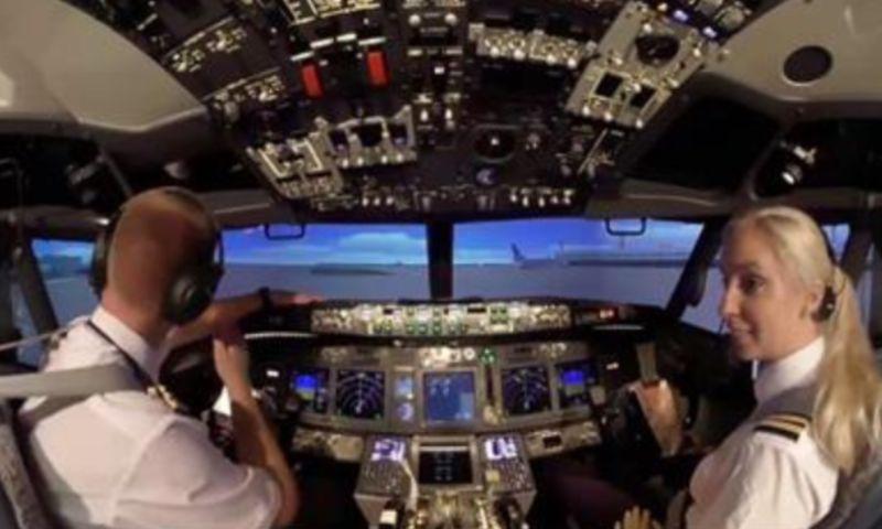 Travancore Analytics Pvt Ltd - VR App For Aviation Training