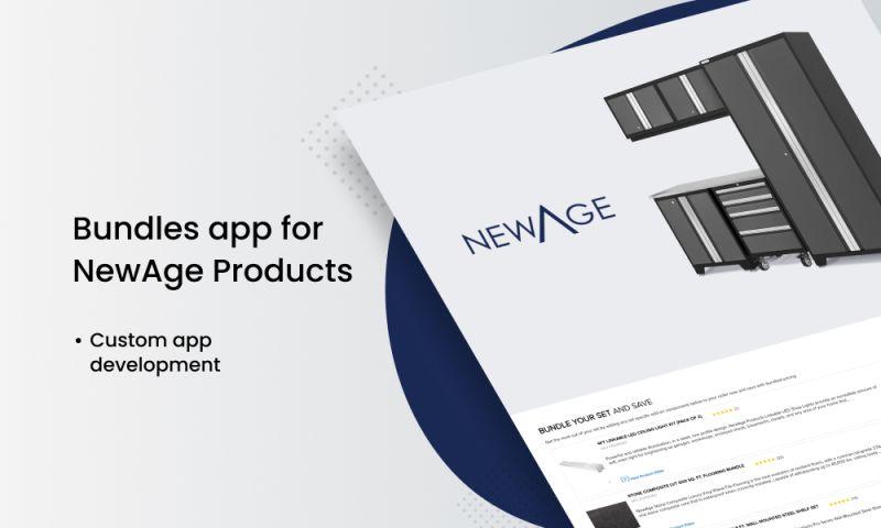 SpurIT - Bundles app for NewAge Products