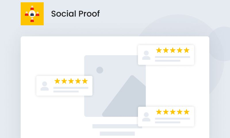 SpurIT - Social Proof