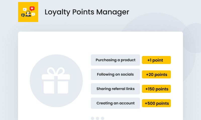 SpurIT - Loyalty Points Manager