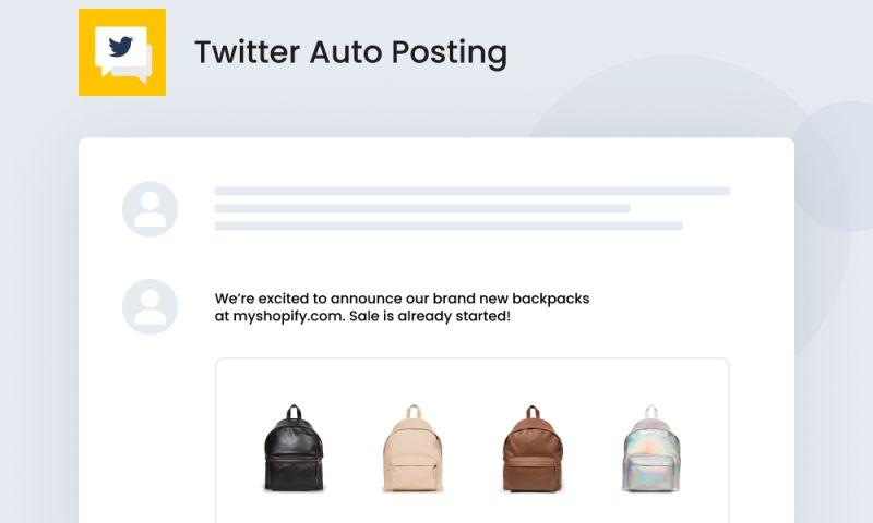 SpurIT - Twitter Auto Posting