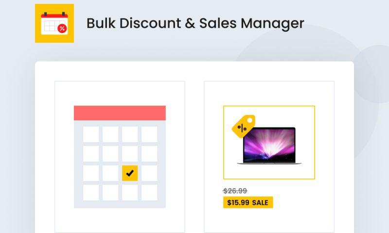 SpurIT - Bulk Discount & Sales Manager