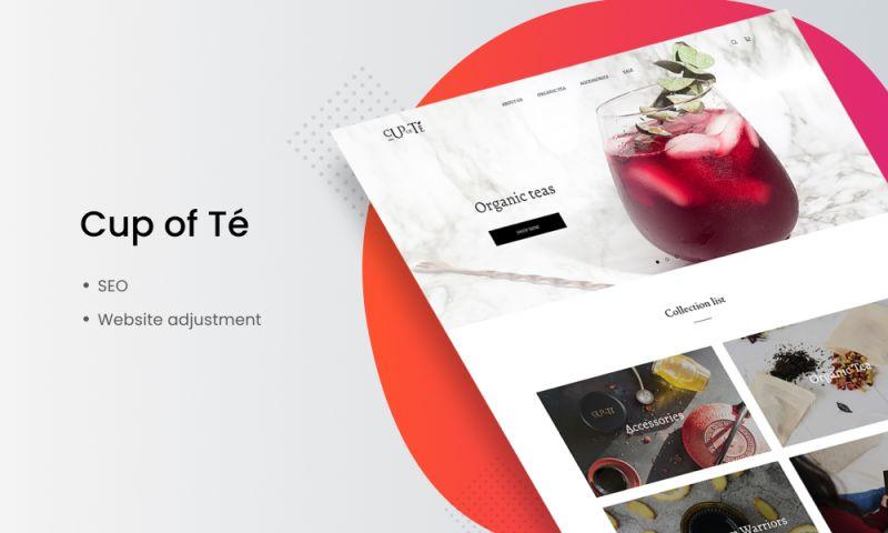 SpurIT - Cup of Te