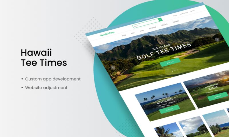 SpurIT - Hawaii Tee Times