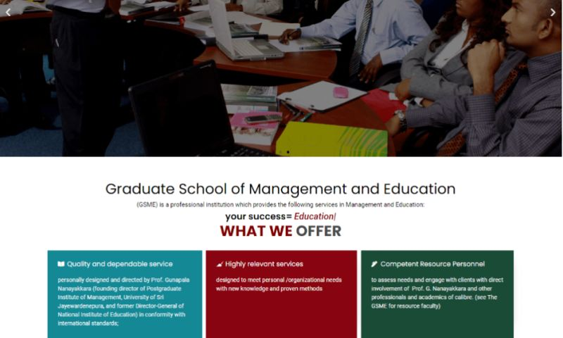 Cyber Concepts - Graduate School of Management and Education