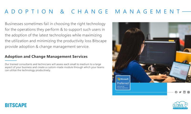 Bitscape - Digital Transformation