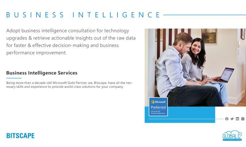 Bitscape - Insights, Analytics & AI