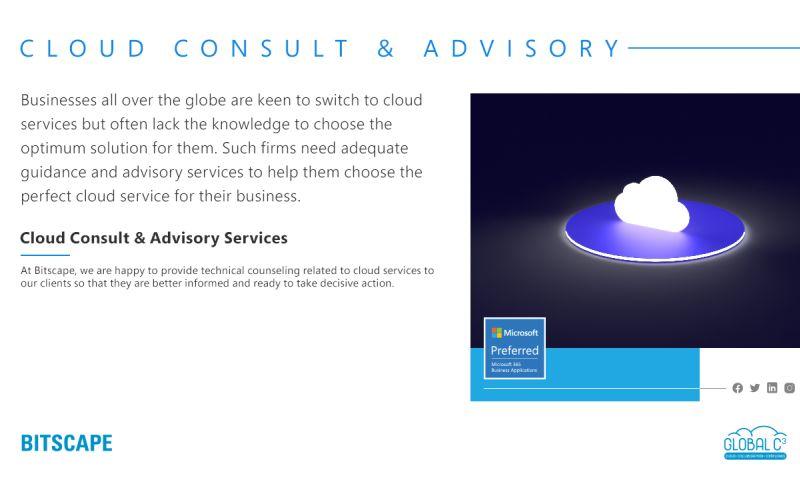 Bitscape - Cloud Services