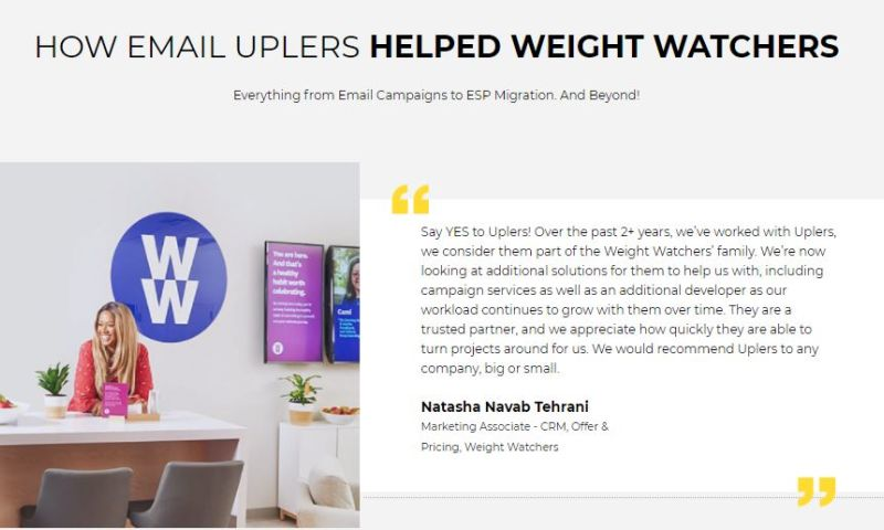 Email Uplers - Full Service Email Marketing Agency