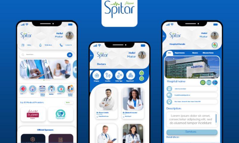 Arka Softwares - Spitar - Hospital Finder/Doctor Finder App