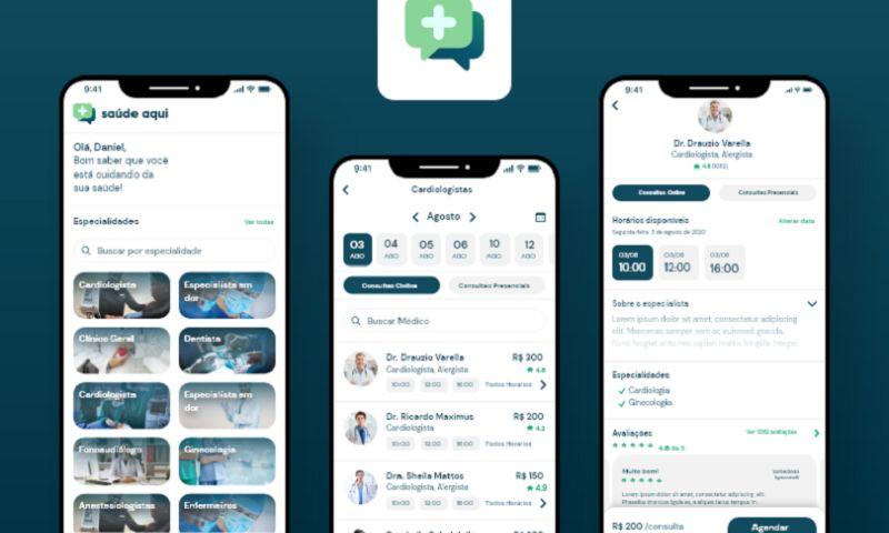 Arka Softwares - 4 Heal - Doctor On-Demand App