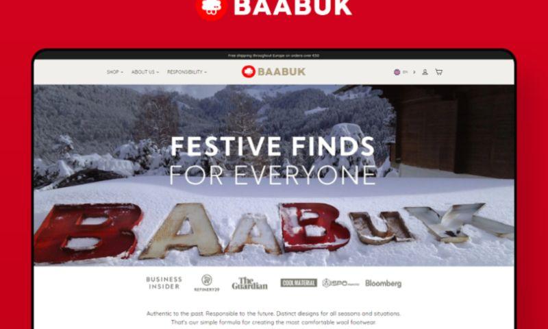 Arka Softwares - Baabuk - Ecommerce Website