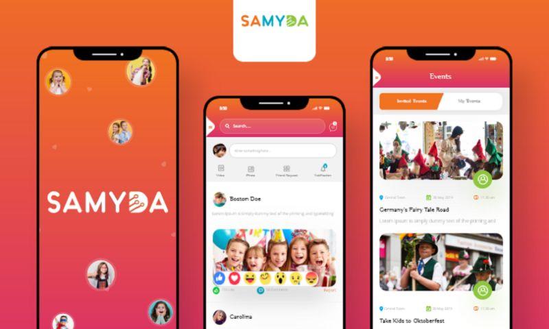 Arka Softwares - SaMyDa - E-learning App for Kids