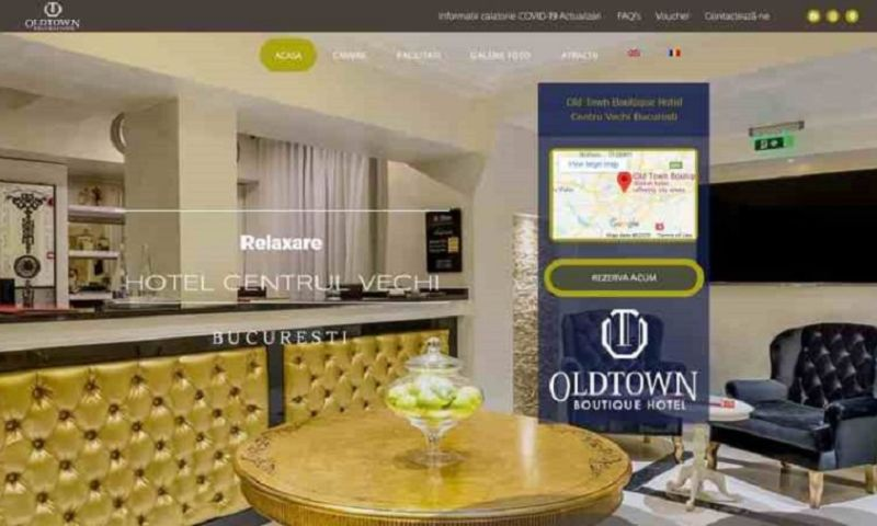 Valter Polh s.p. - Old Town Boutique Hotel