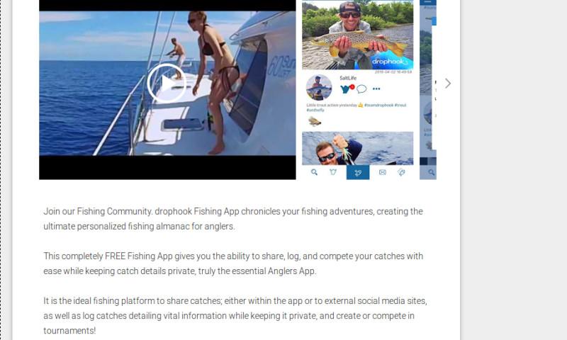 RV Technologies S/W PVT LTD - Fishing App