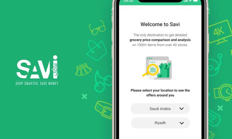 Adam Fard Studio - Savi, A Smart Shopping App
