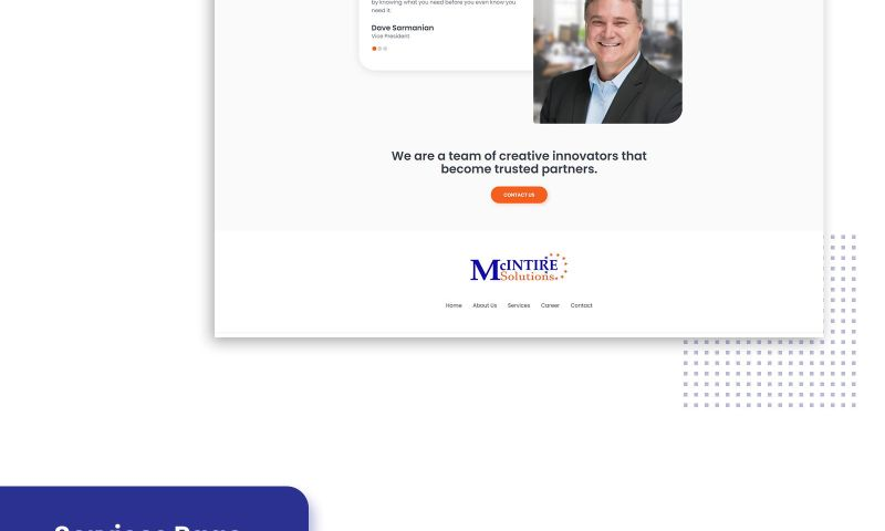 The Story Web Design & Marketing - McIntire Solutions