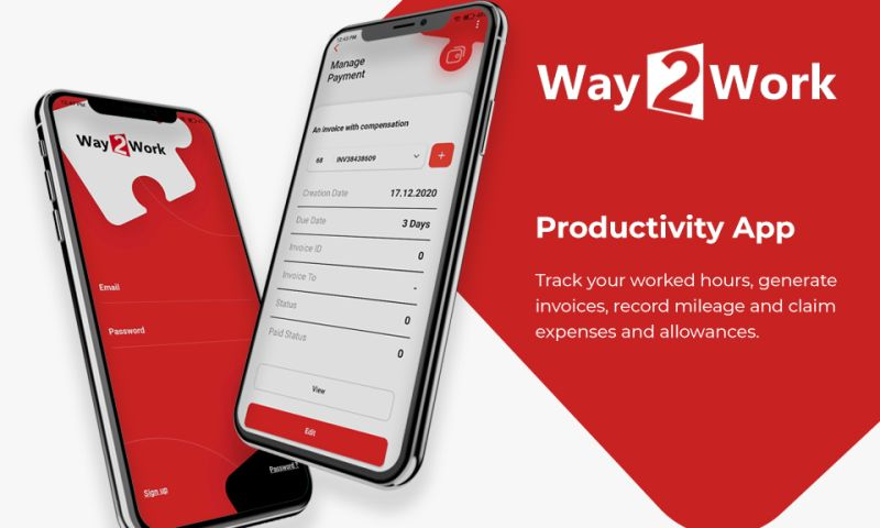 Appify - Way2Work