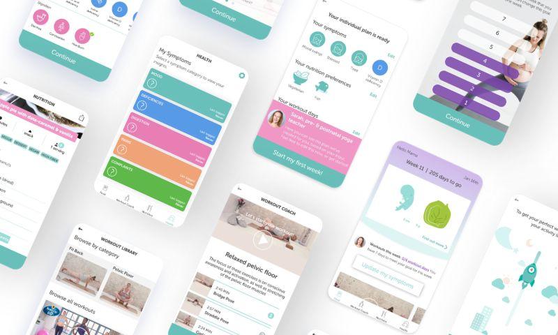 Bright Inventions - Pregnancy App