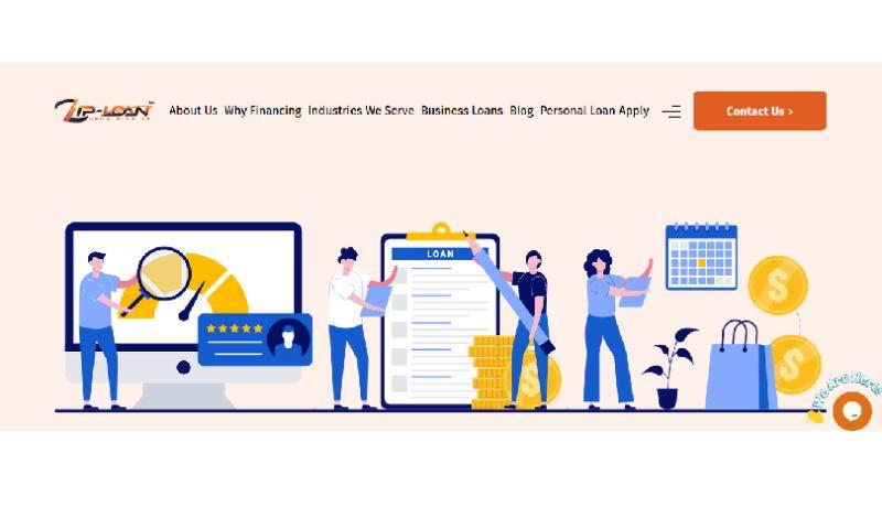 Seotonic Web Solutions Pvt Ltd - Zip Loan