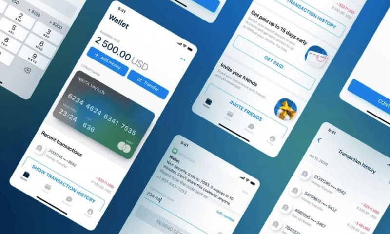 Itexus - Mobile Banking App for Migrants