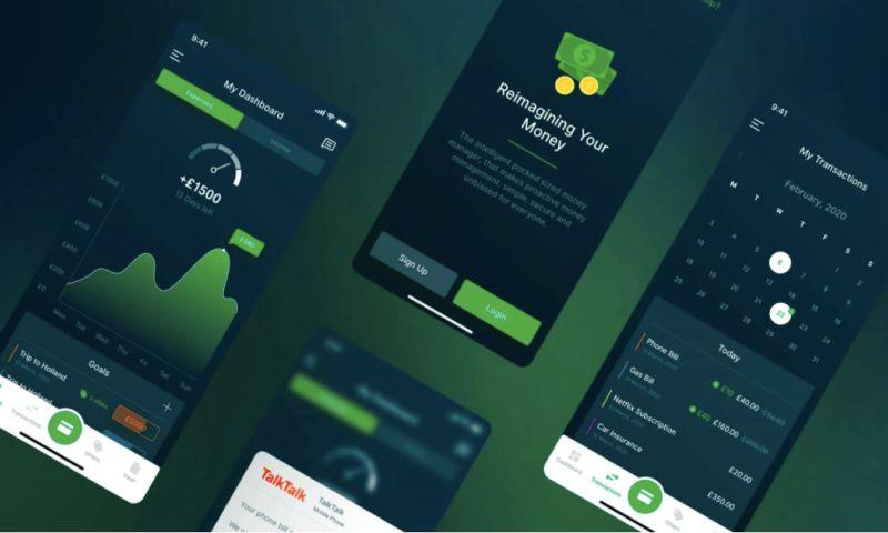 Itexus - Personal Finance Assistant App