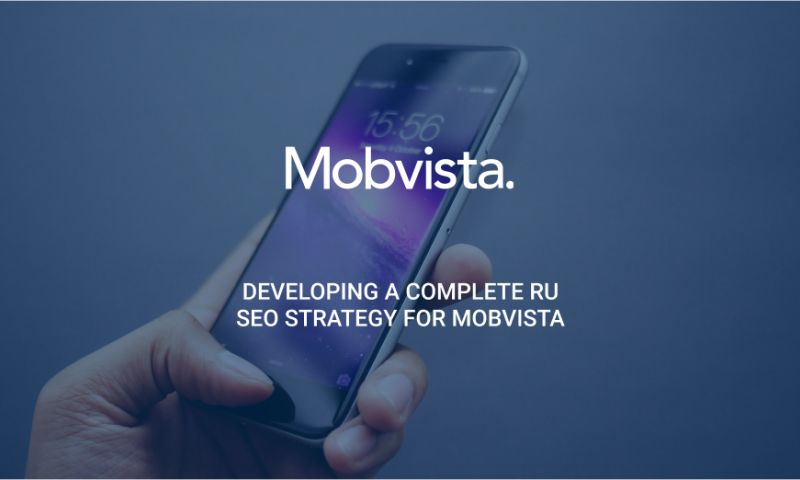 Aurora - Developing a complete RU SEO strategy for Mobvista