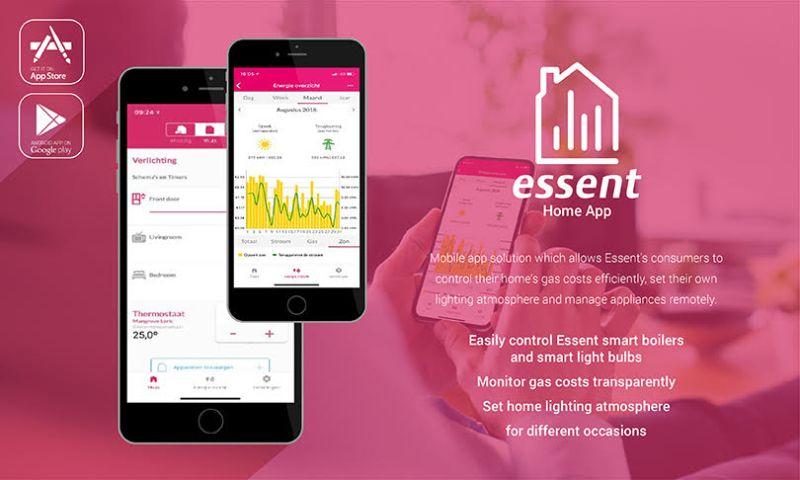 Exaud - Essent Home App
