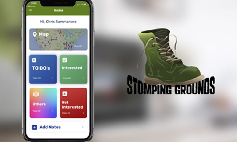 Upcode - Stomping Grounds