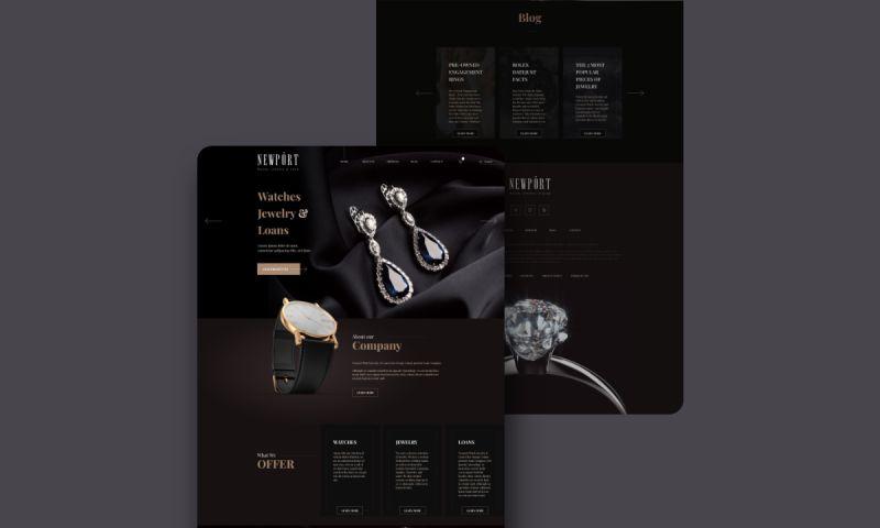 Revealize - Newport Watch Jewelry & Loan
