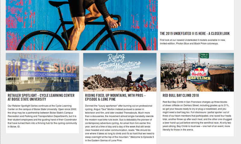 RV Technologies S/W PVT LTD - State Bicycle