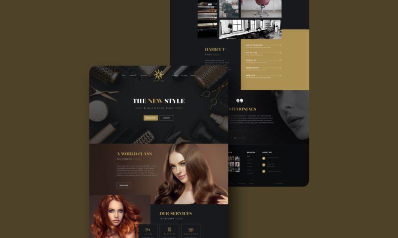 Revealize - Beauty Salon