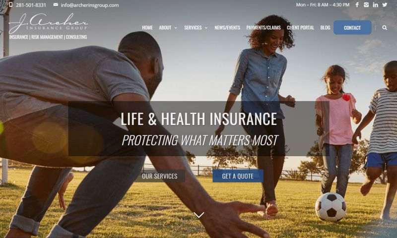 Stratosphere Insurance Marketing - J. Archer Insurance Group