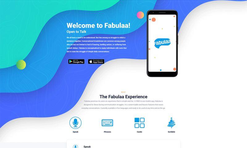 Resolve Technologies - Fabulaa